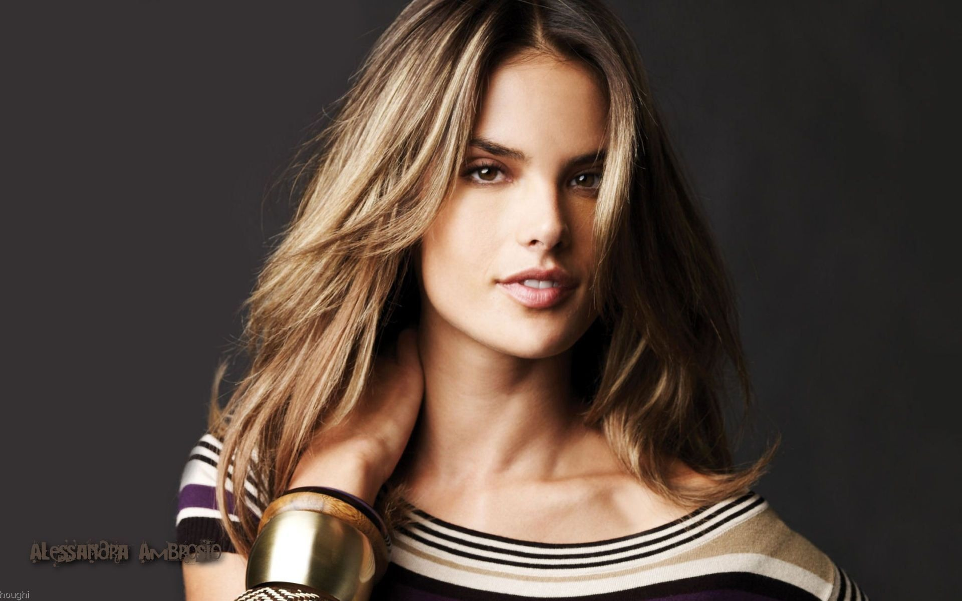Alessandra Ambrosio #098 - 1920x1200 Wallpapers Pictures Photos Images