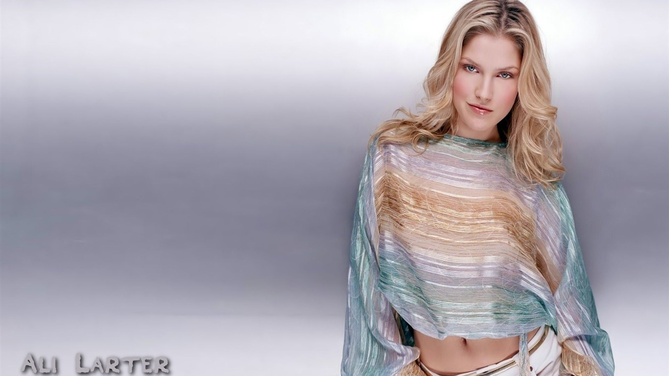 Ali Larter #003 - 1366x768 Wallpapers Pictures Photos Images