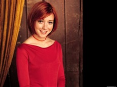 Alyson Hannigan #019 Wallpapers Pictures Photos Images