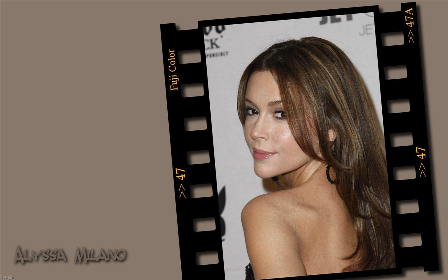 Alyssa Milano #043 - 1440x900 Wallpapers Pictures Photos Images