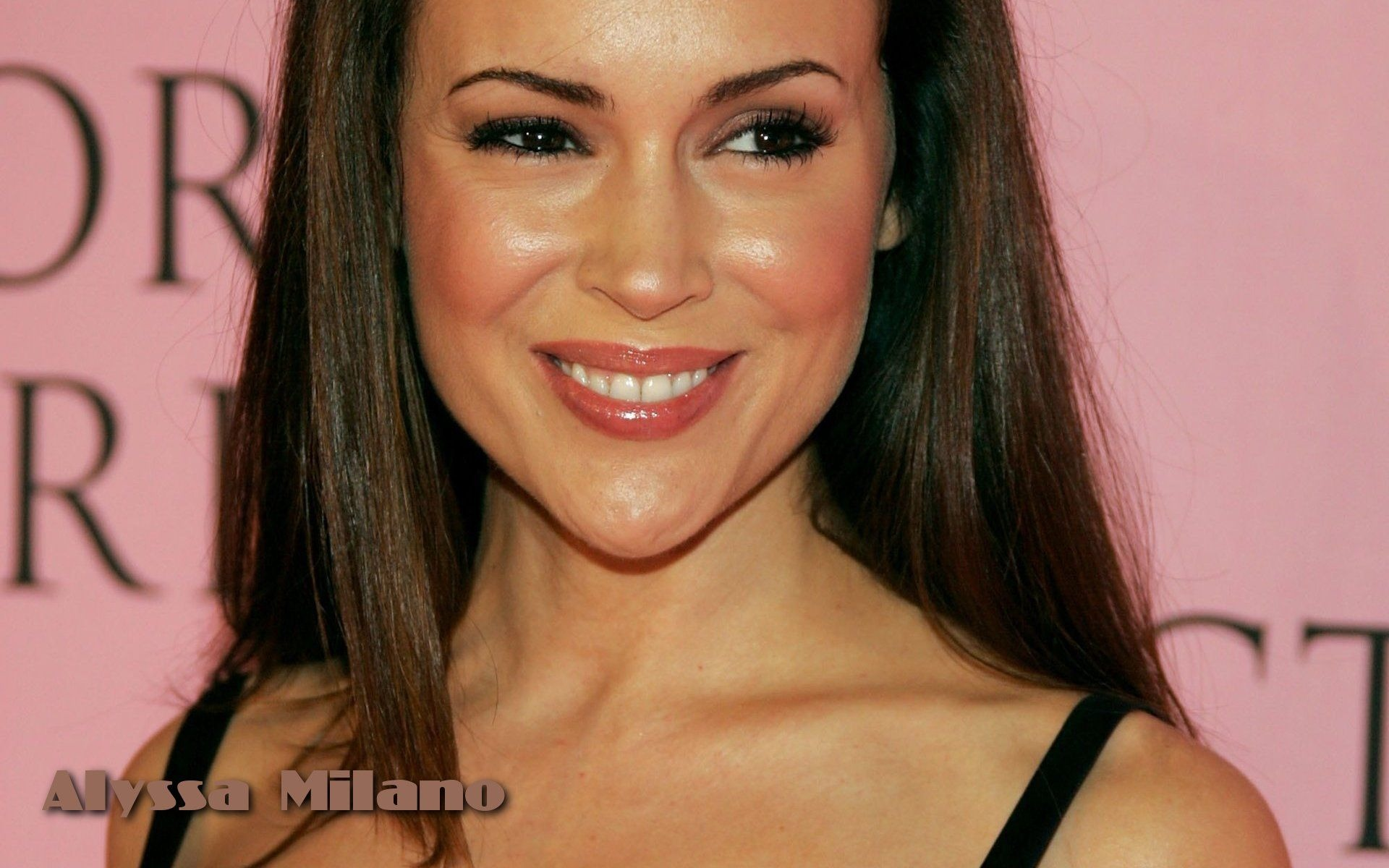 Alyssa Milano #046 - 1920x1200 Wallpapers Pictures Photos Images