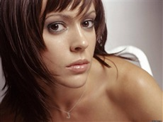 Alyssa Milano #022 Wallpapers Pictures Photos Images