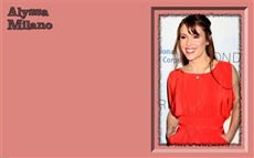 Alyssa Milano #042 Wallpapers Pictures Photos Images