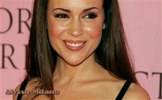 Alyssa Milano #046 Wallpapers Pictures Photos Images