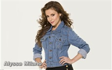 Alyssa Milano #049 Wallpapers Pictures Photos Images
