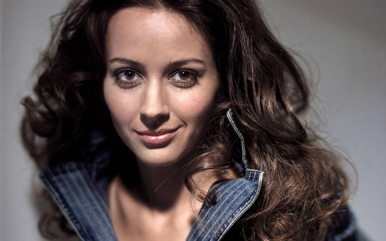 Amy Acker #014 - 1280x800 Wallpapers Pictures Photos Images