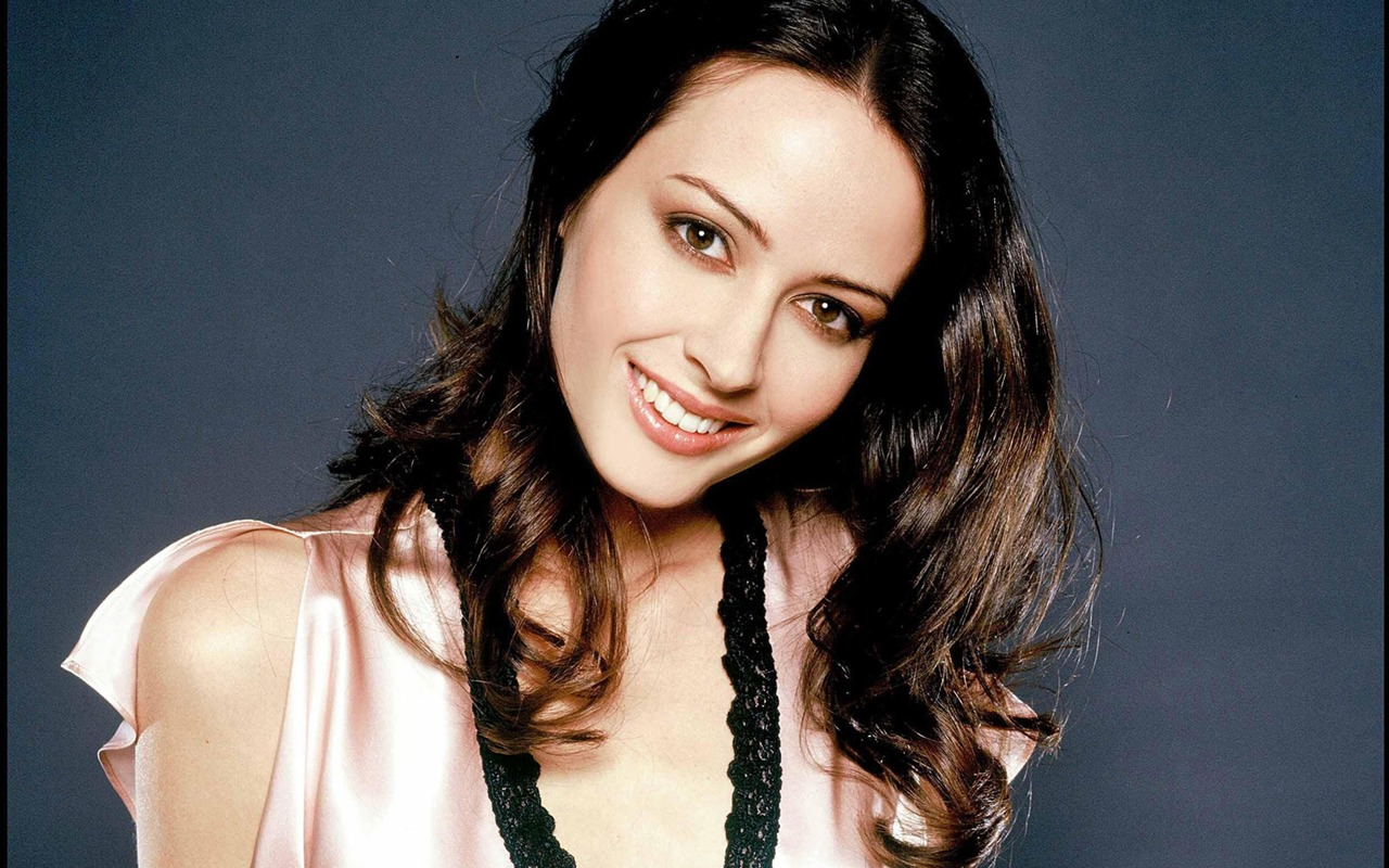 Amy Acker #016 - 1280x800 Wallpapers Pictures Photos Images