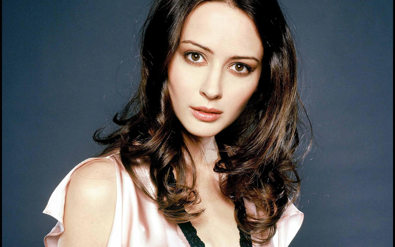 Amy Acker #017 - 1280x800 Wallpapers Pictures Photos Images