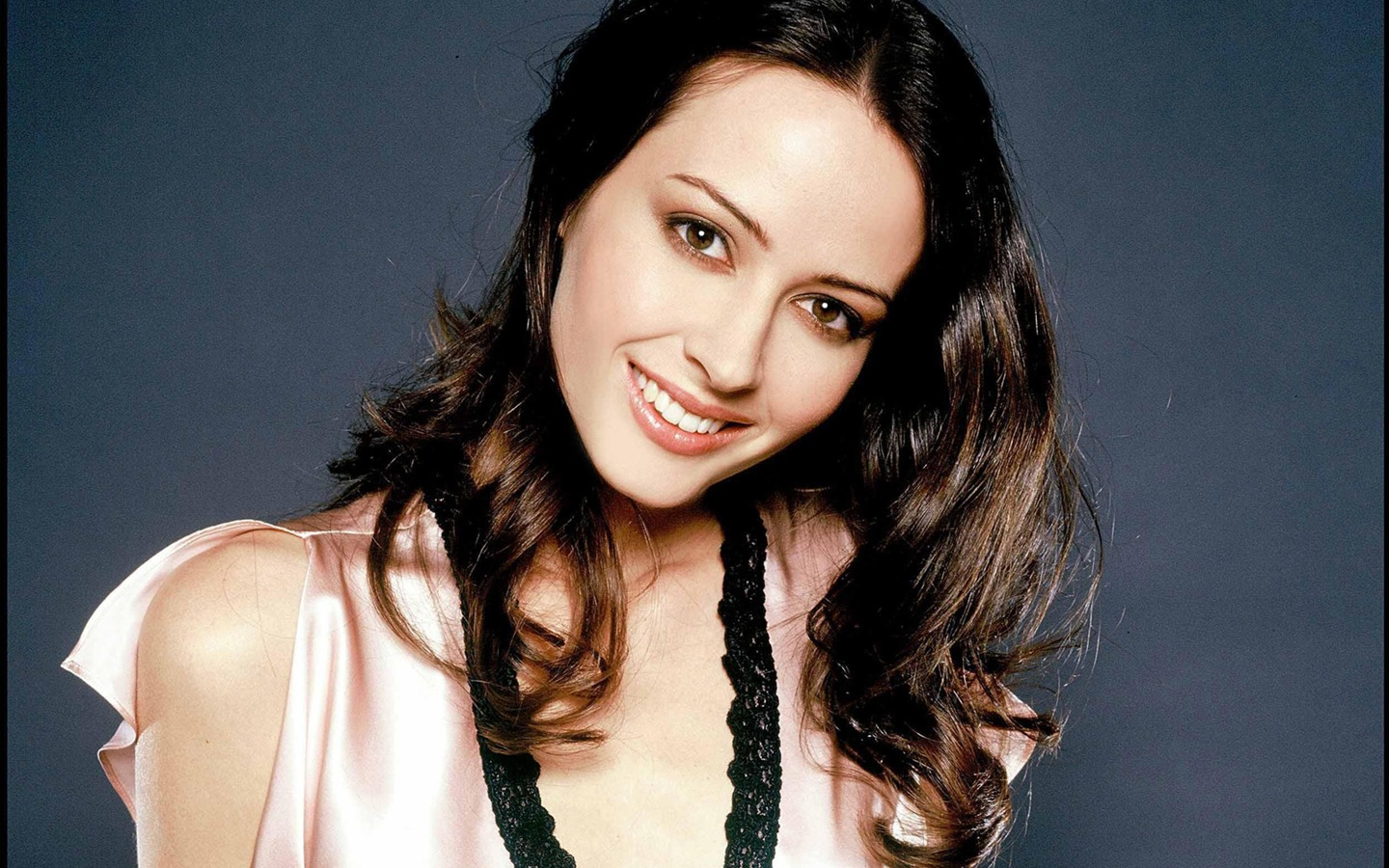 Amy Acker #016 - 1440x900 Wallpapers Pictures Photos Images