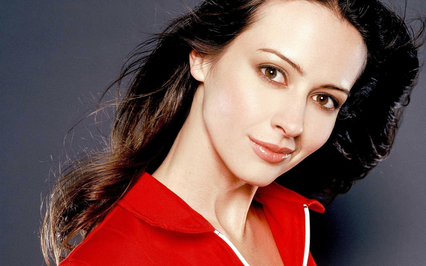 Amy Acker #002 - 1680x1050 Wallpapers Pictures Photos Images
