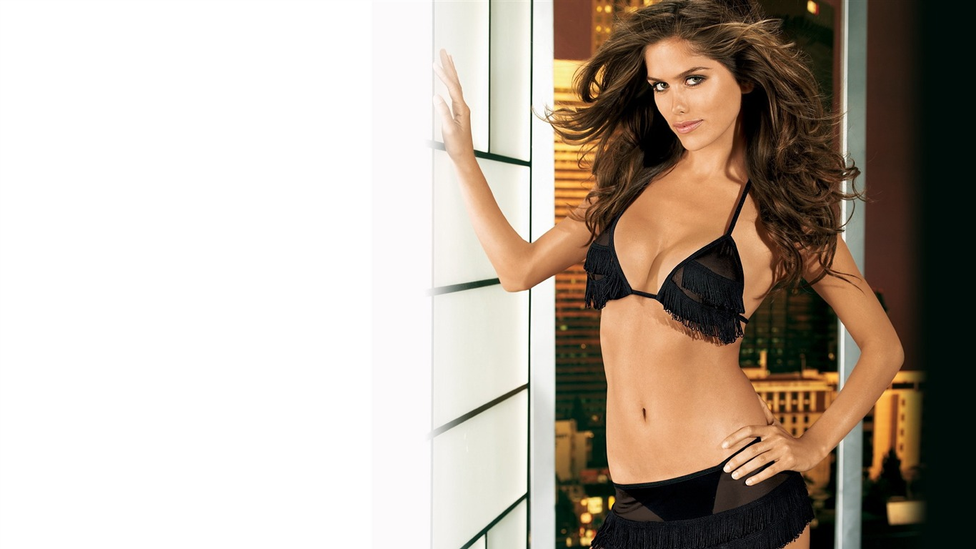 Anahi Gonzales #033 - 1366x768 Wallpapers Pictures Photos Images