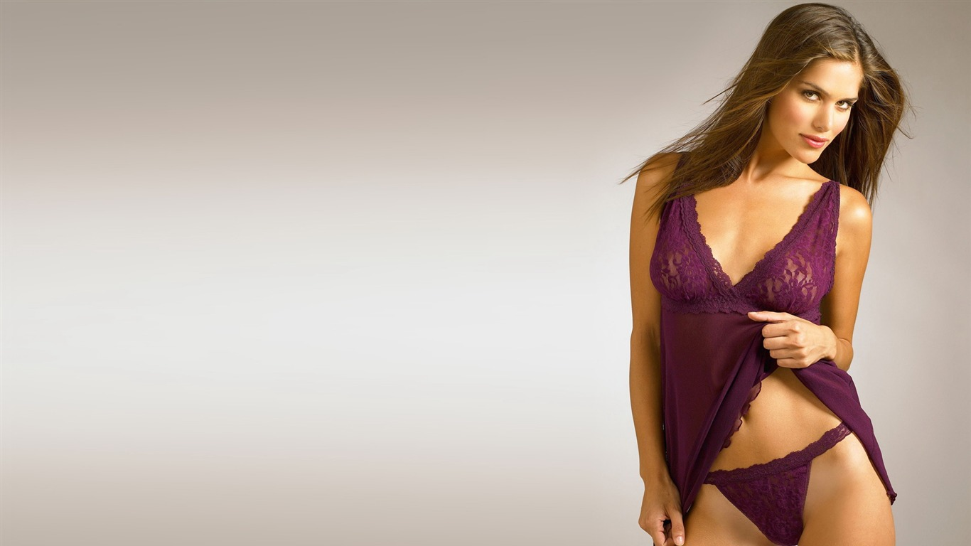 Anahi Gonzales #035 - 1366x768 Wallpapers Pictures Photos Images
