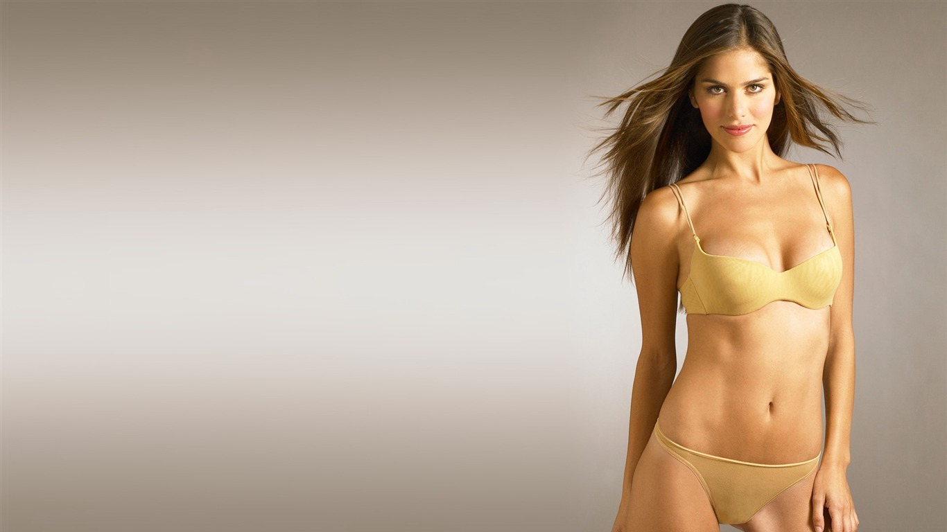 Anahi Gonzales #037 - 1366x768 Wallpapers Pictures Photos Images