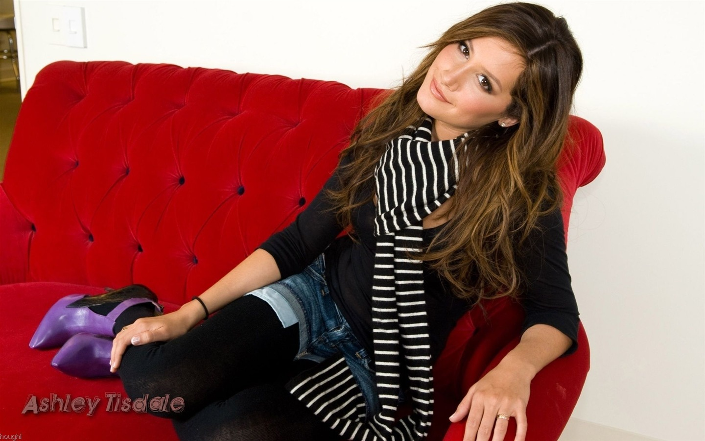 Ashley Tisdale #060 - 1440x900 Wallpapers Pictures Photos Images