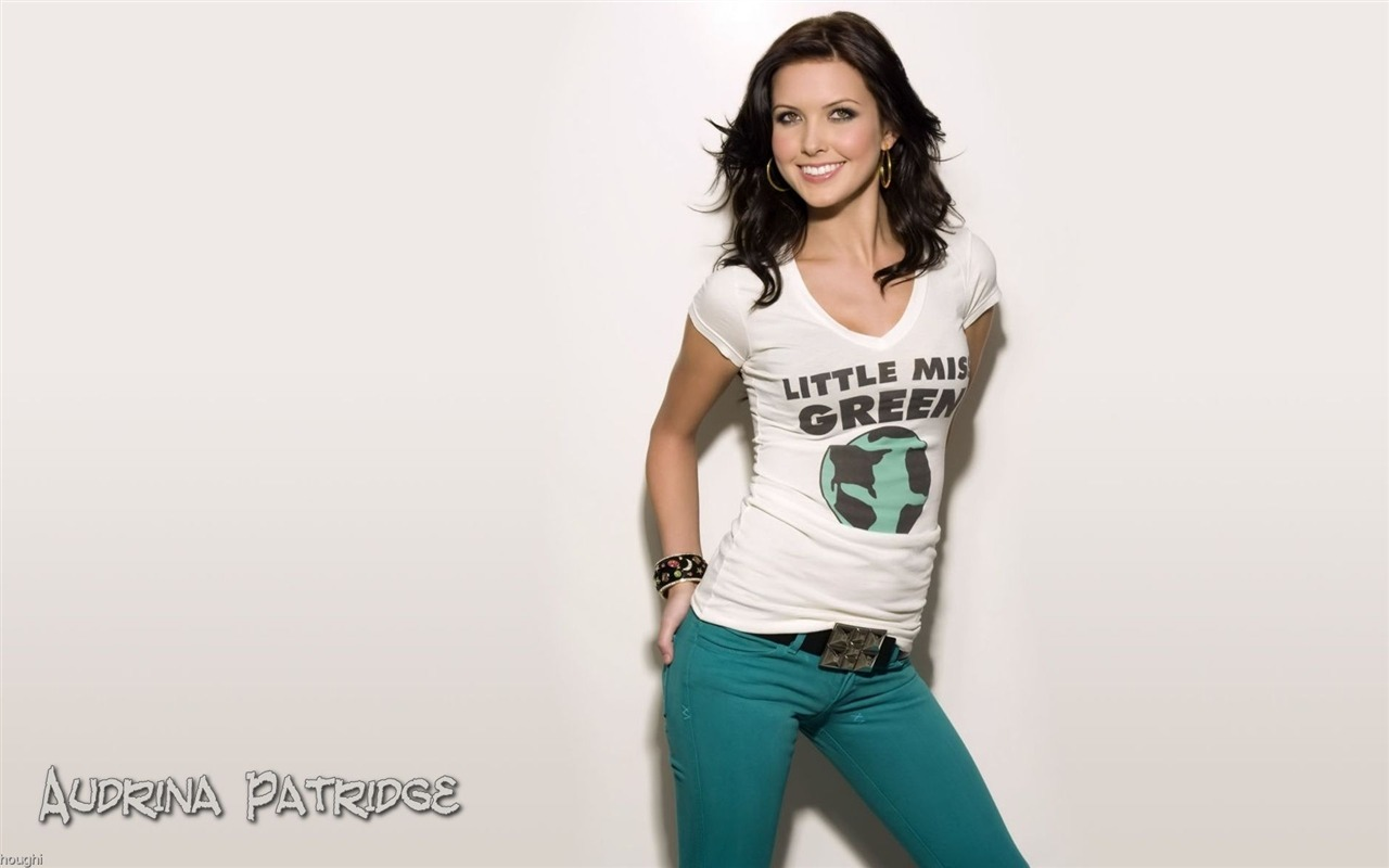 Audrina Patridge #009 - 1280x800 Wallpapers Pictures Photos Images