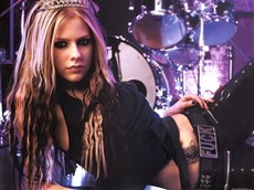 Avril Lavigne #002 Wallpapers Pictures Photos Images