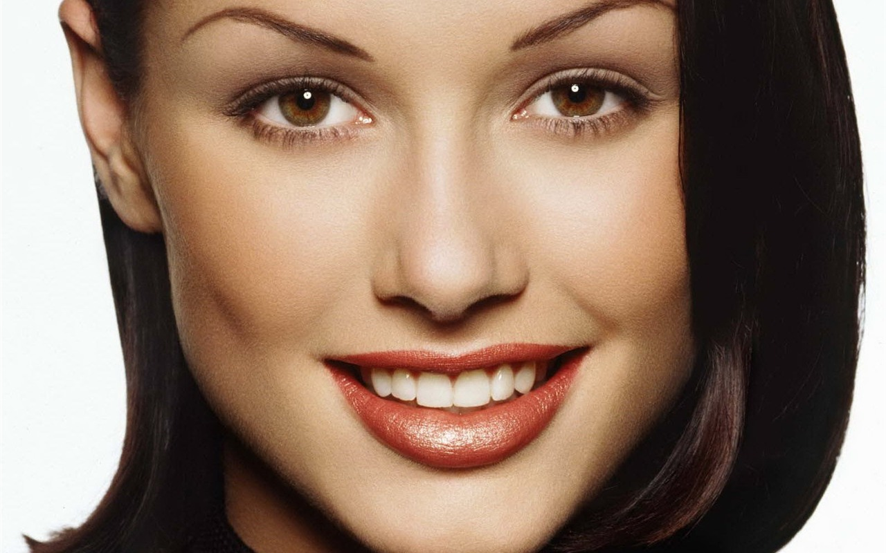 Bridget Moynahan #010 - 1280x800 Wallpapers Pictures Photos Images
