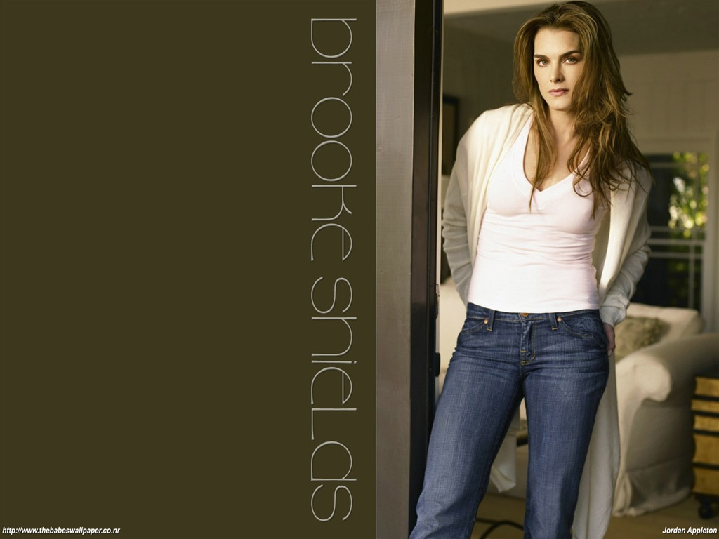 Brooke Shields #023 - 1024x768 Wallpapers Pictures Photos Images