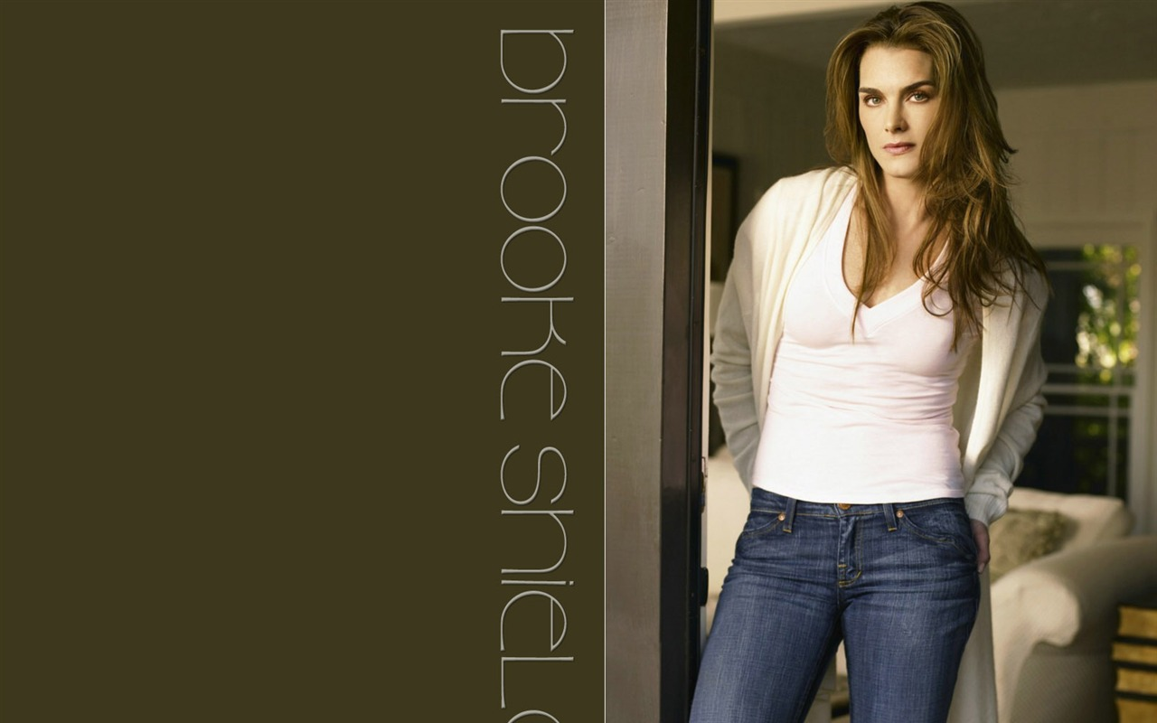 Brooke Shields #023 - 1280x800 Wallpapers Pictures Photos Images