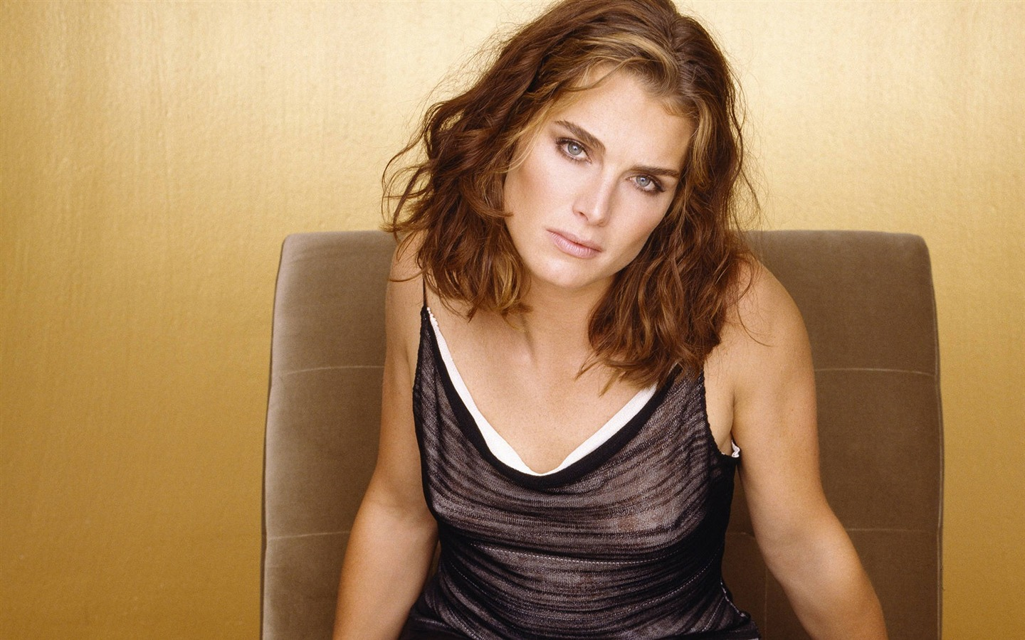 Brooke Shields #024 - 1440x900 Wallpapers Pictures Photos Images