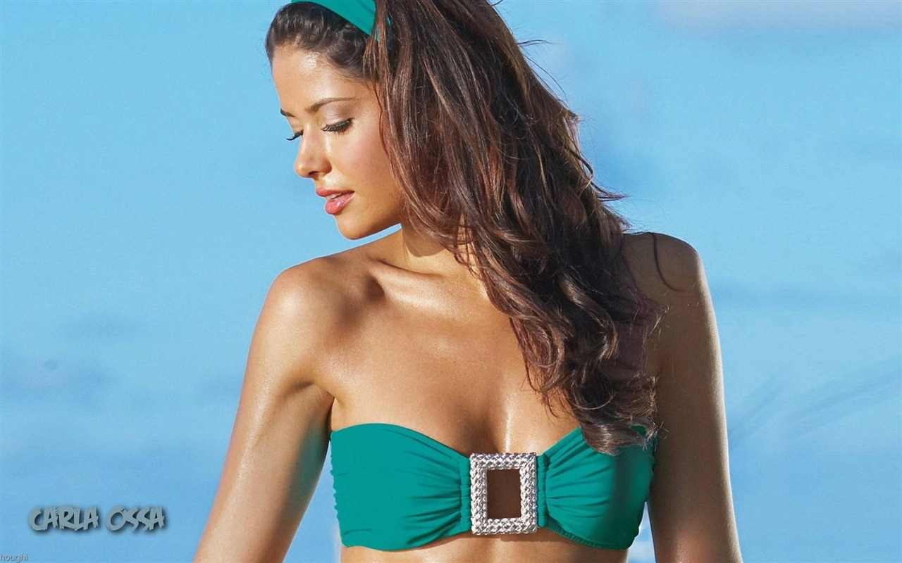 Carla Ossa #040 - 1280x800 Wallpapers Pictures Photos Images