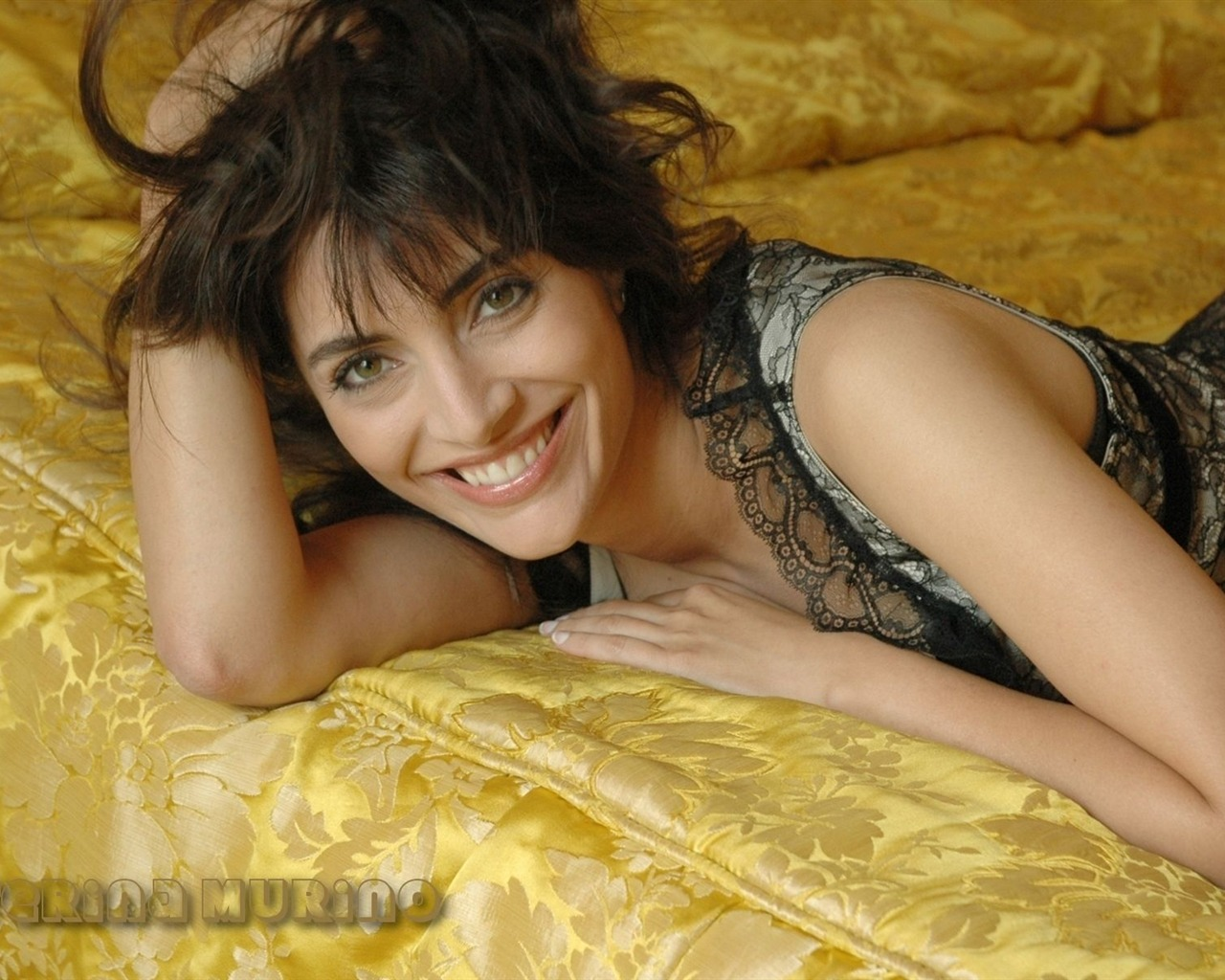 Caterina Murino #007 - 1280x1024 Wallpapers Pictures Photos Images