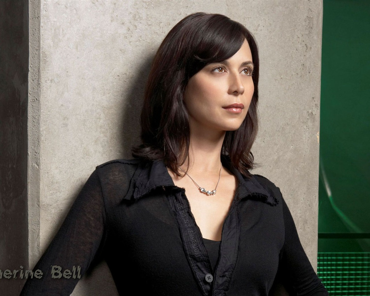 Catherine Bell #020 - 1280x1024 Wallpapers Pictures Photos Images
