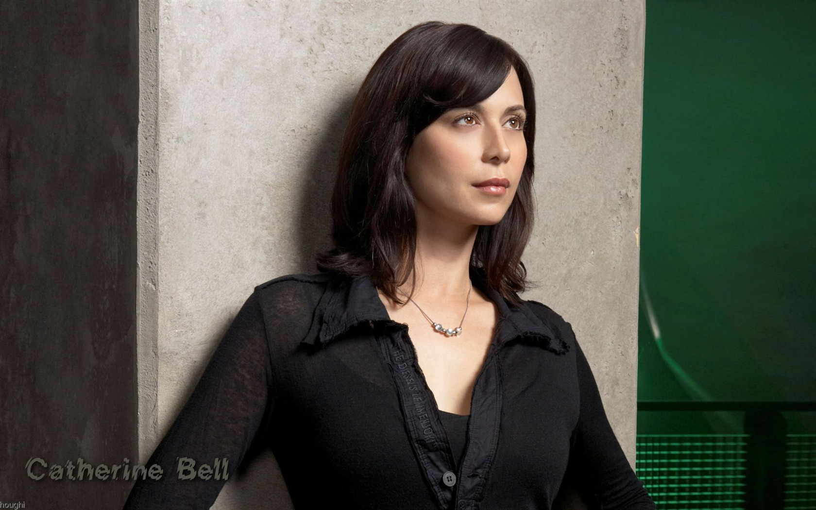 Catherine Bell #020 - 1680x1050 Wallpapers Pictures Photos Images