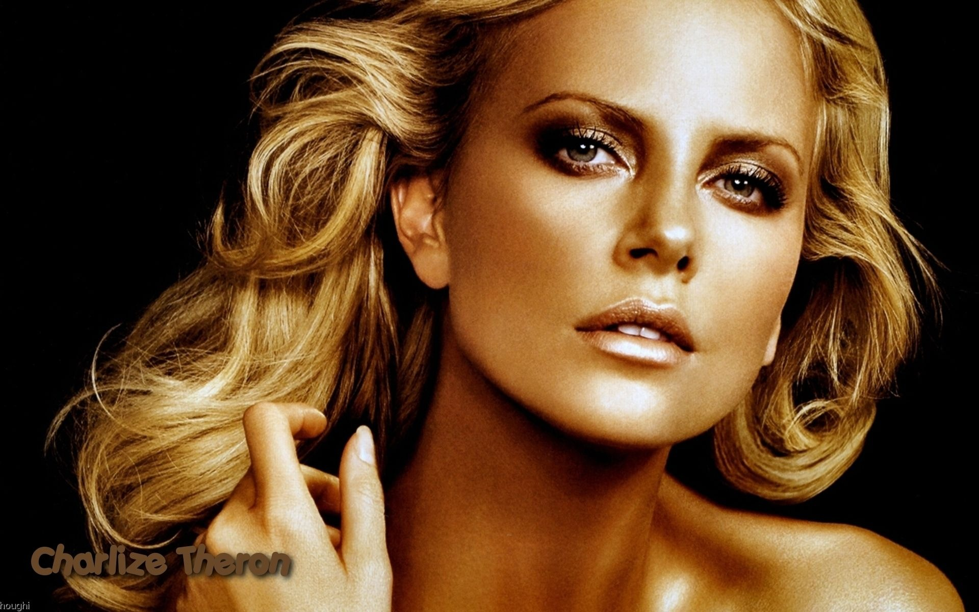 Charlize Theron #072 - 1920x1200 Wallpapers Pictures Photos Images