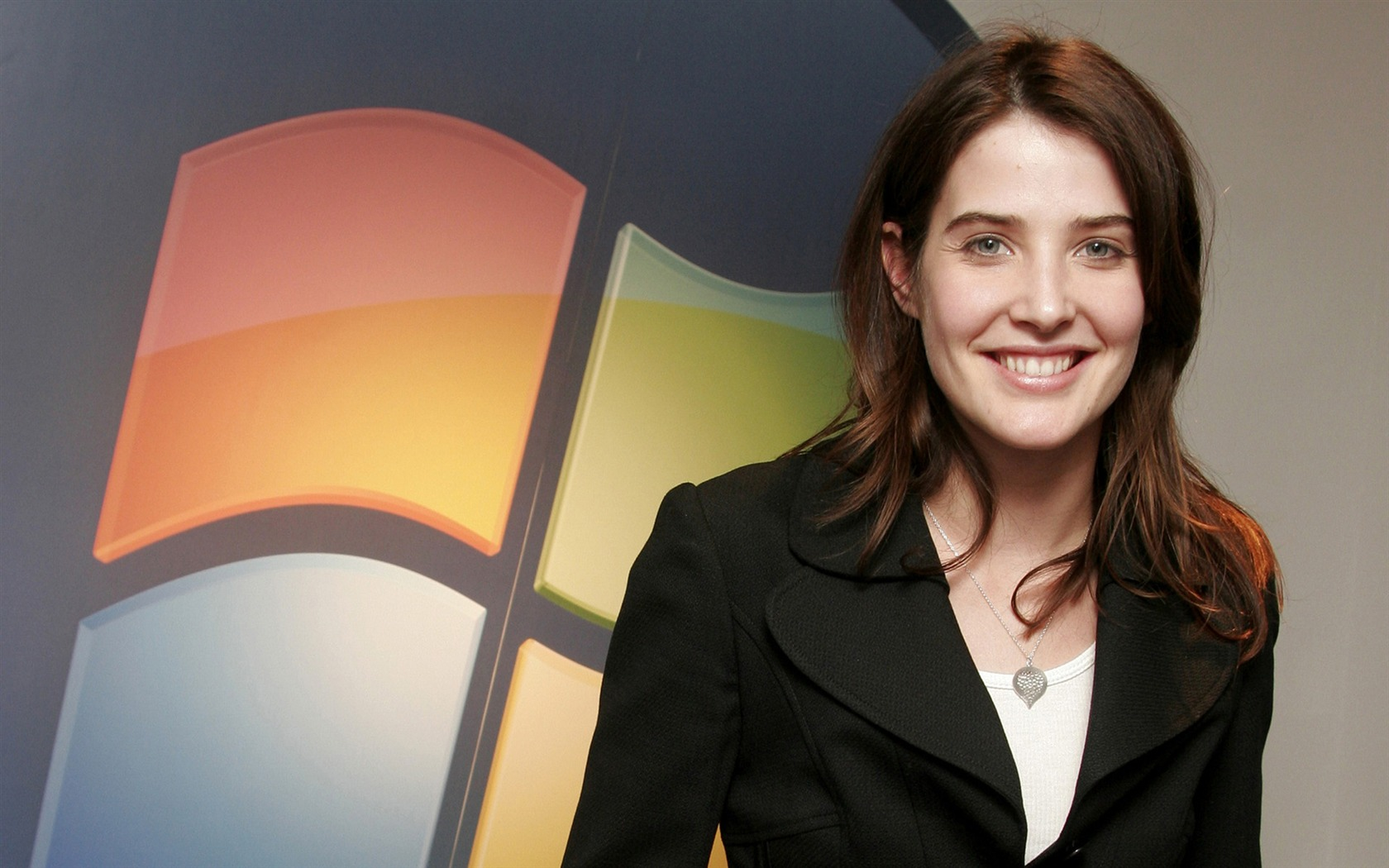 Cobie Smulders #009 - 1680x1050 Wallpapers Pictures Photos Images