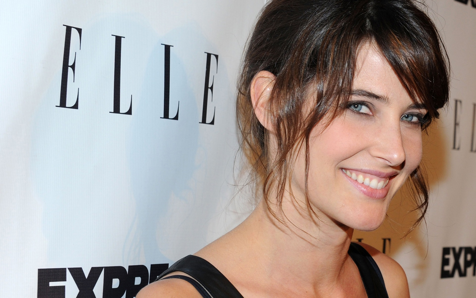 Cobie Smulders #015 - 1920x1200 Wallpapers Pictures Photos Images