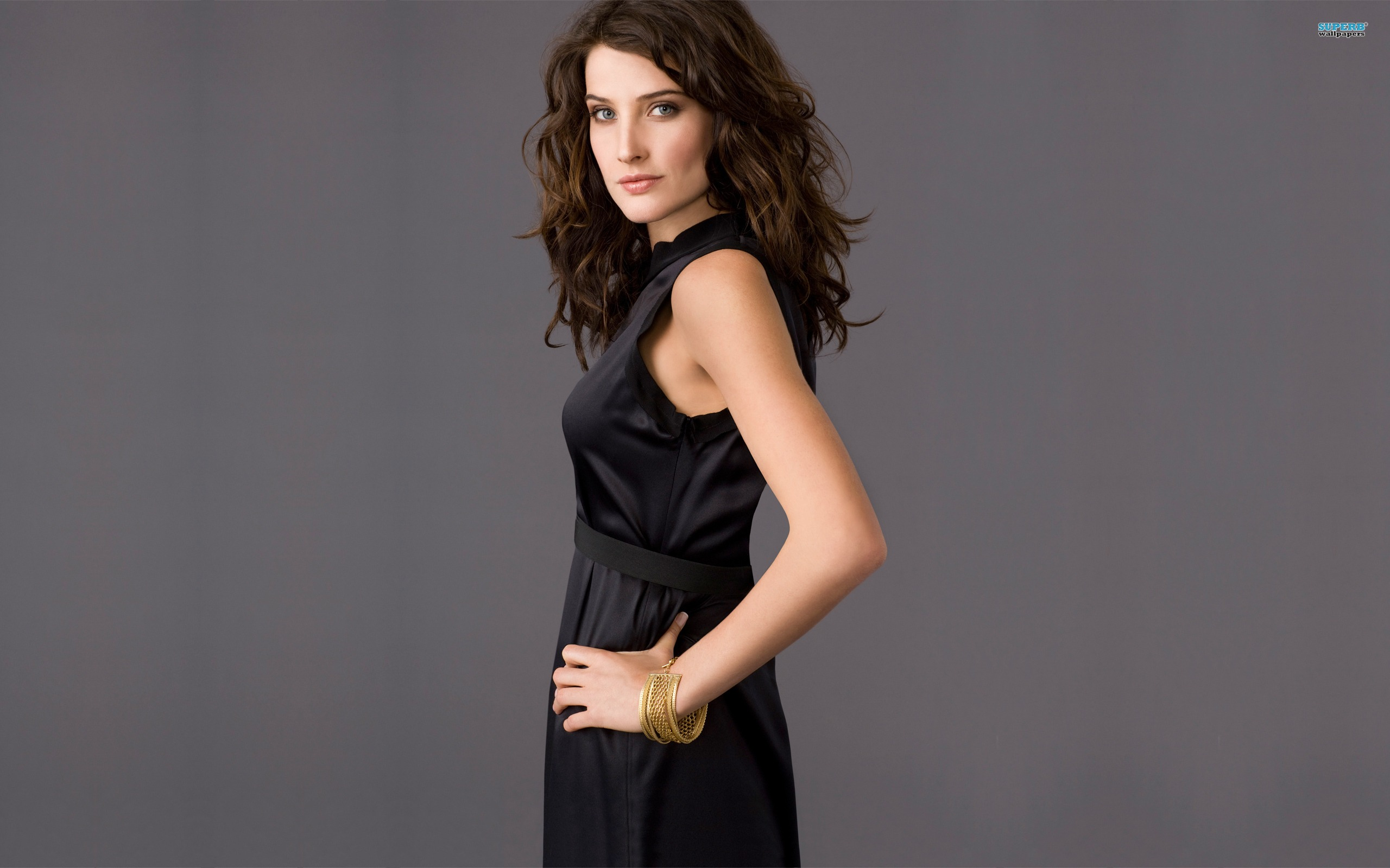 Cobie Smulders #012 - 2560x1600 Wallpapers Pictures Photos Images