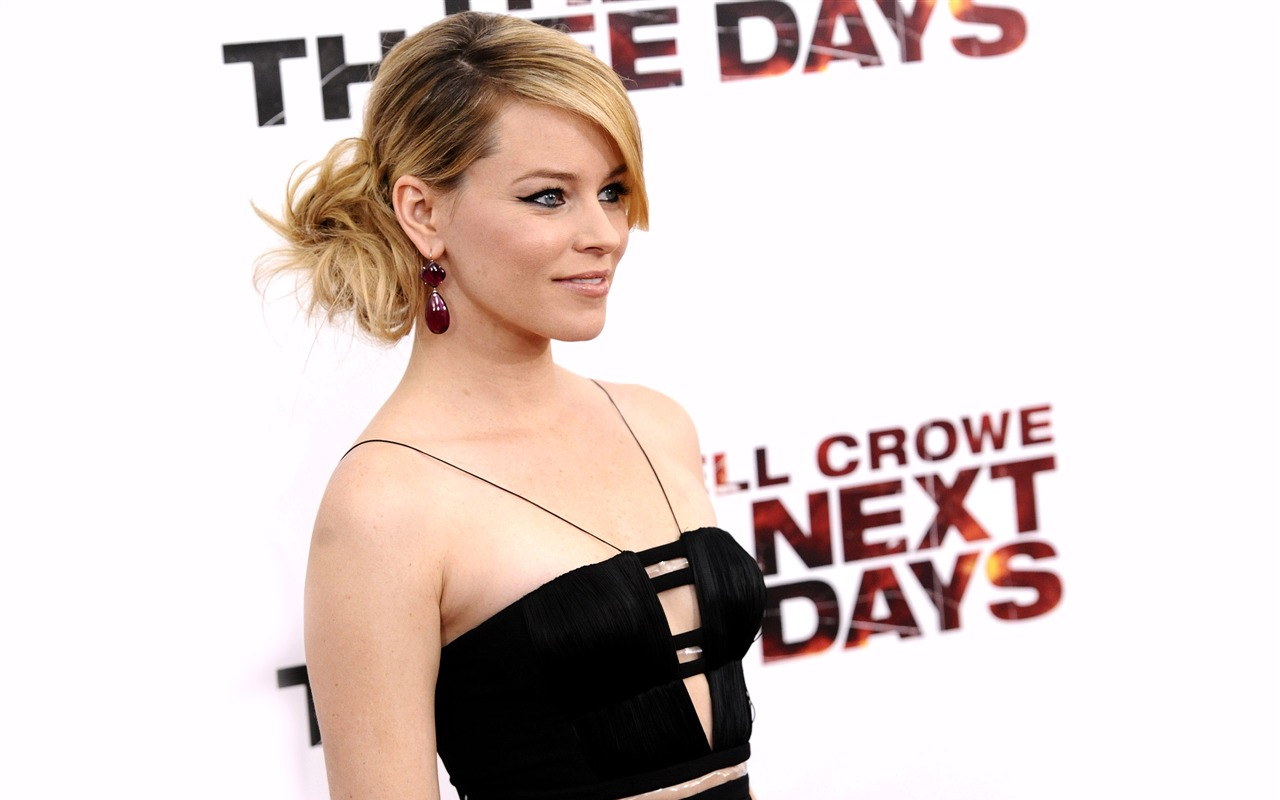 Elizabeth Banks #002 - 1280x800 Wallpapers Pictures Photos Images