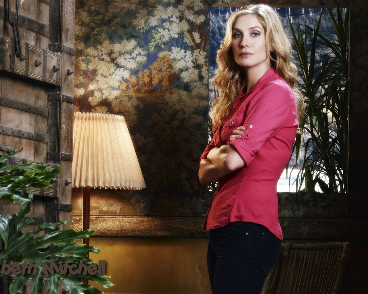 Elizabeth Mitchell #009 - 1280x1024 Wallpapers Pictures Photos Images