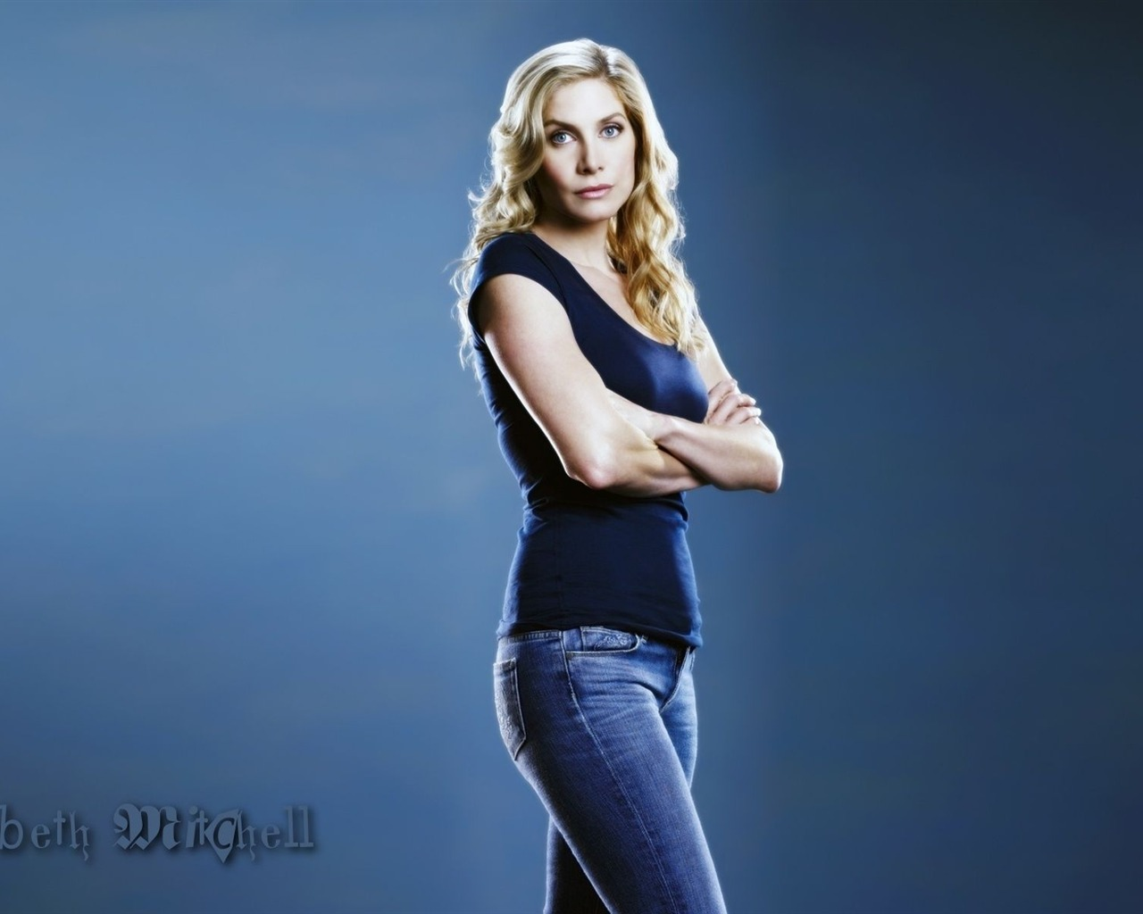 Elizabeth Mitchell #010 - 1280x1024 Wallpapers Pictures Photos Images