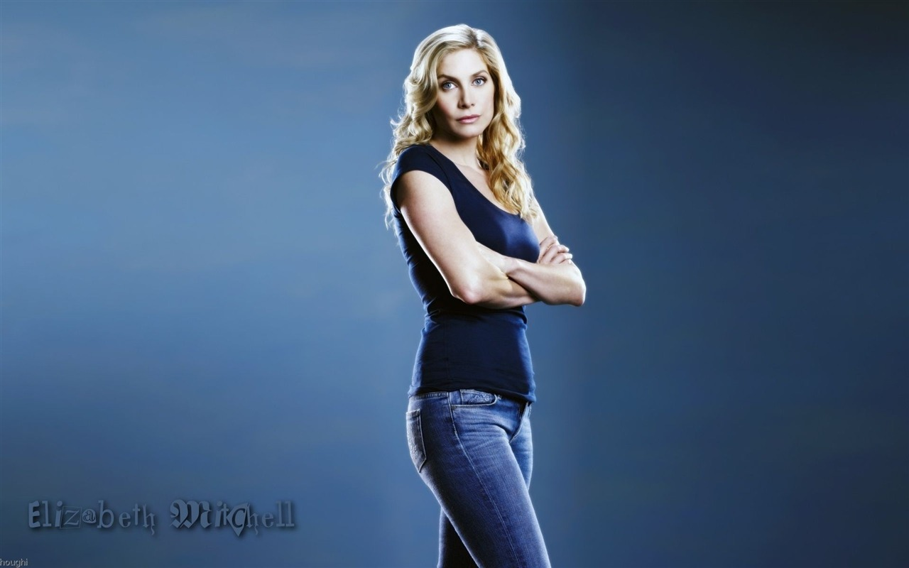 Elizabeth Mitchell #010 - 1280x800 Wallpapers Pictures Photos Images