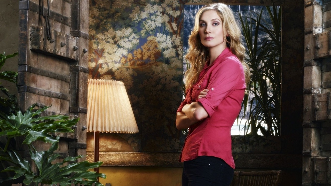 Elizabeth Mitchell #009 - 1366x768 Wallpapers Pictures Photos Images