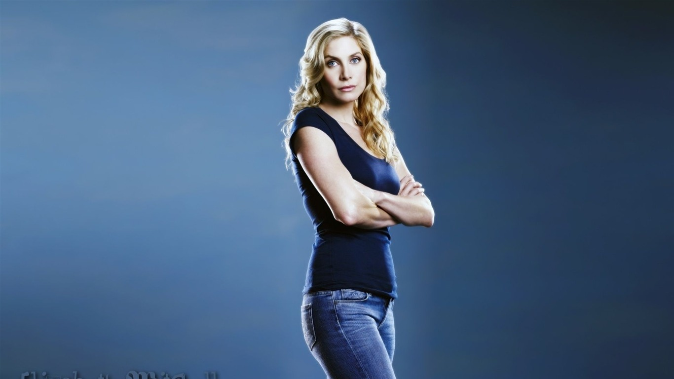 Elizabeth Mitchell #010 - 1366x768 Wallpapers Pictures Photos Images