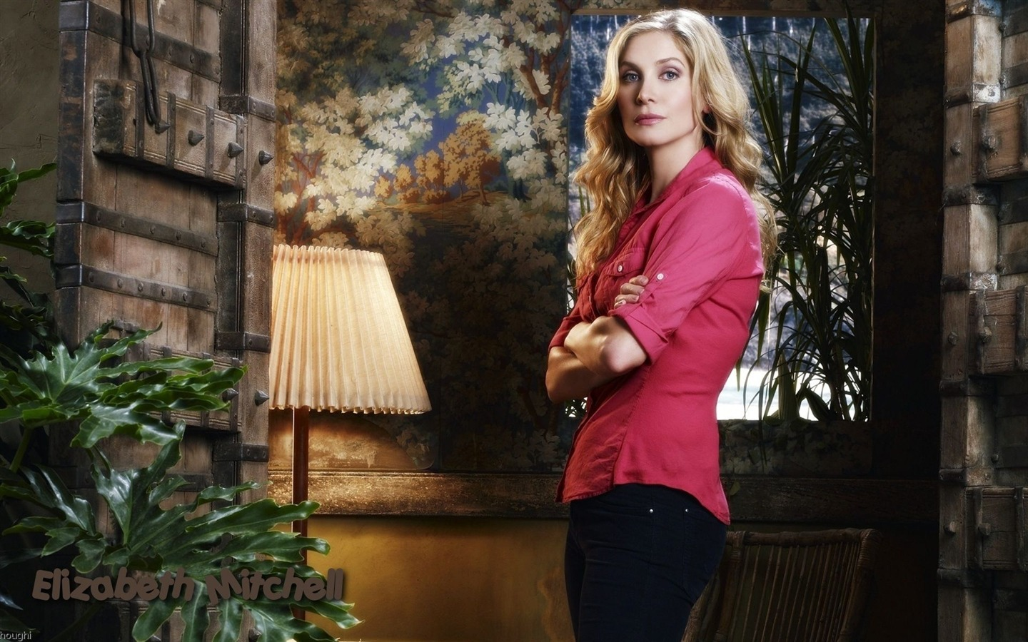 Elizabeth Mitchell #009 - 1440x900 Wallpapers Pictures Photos Images