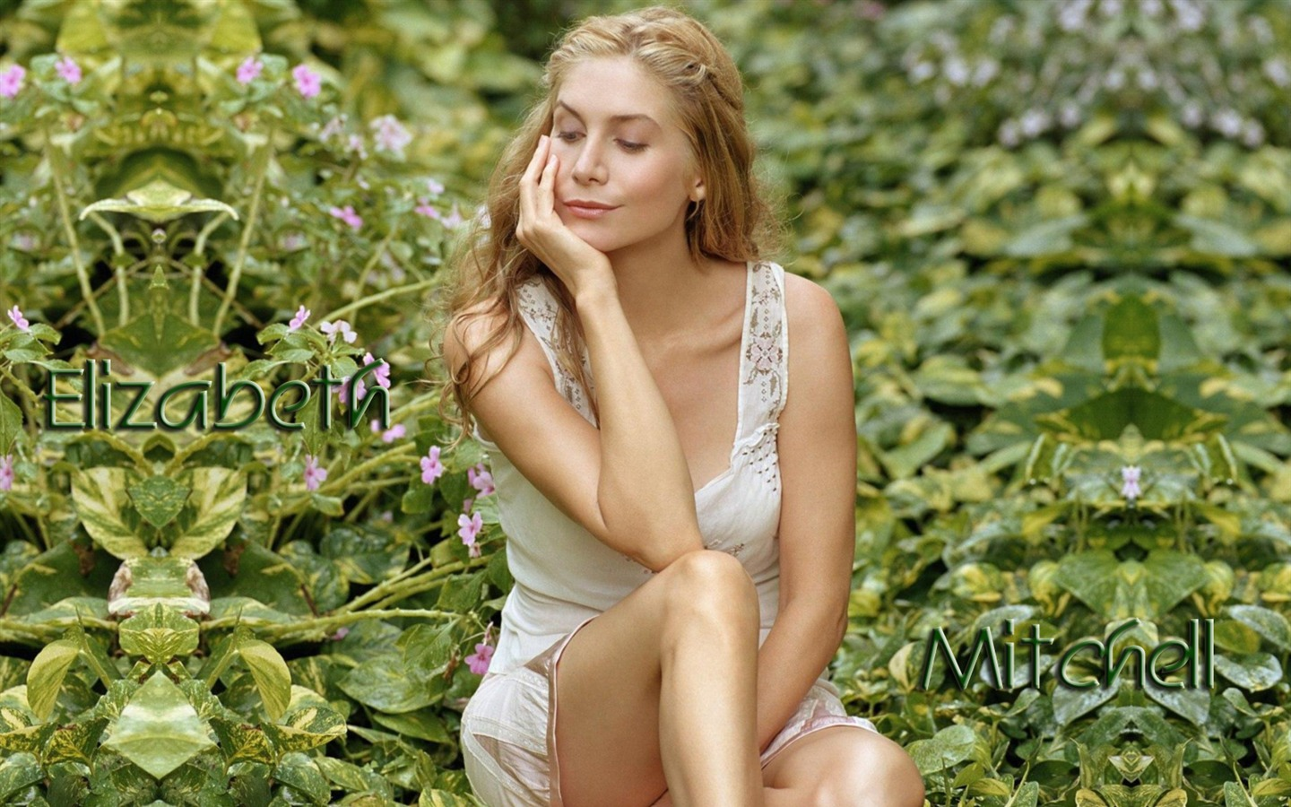 Elizabeth Mitchell #013 - 1440x900 Wallpapers Pictures Photos Images