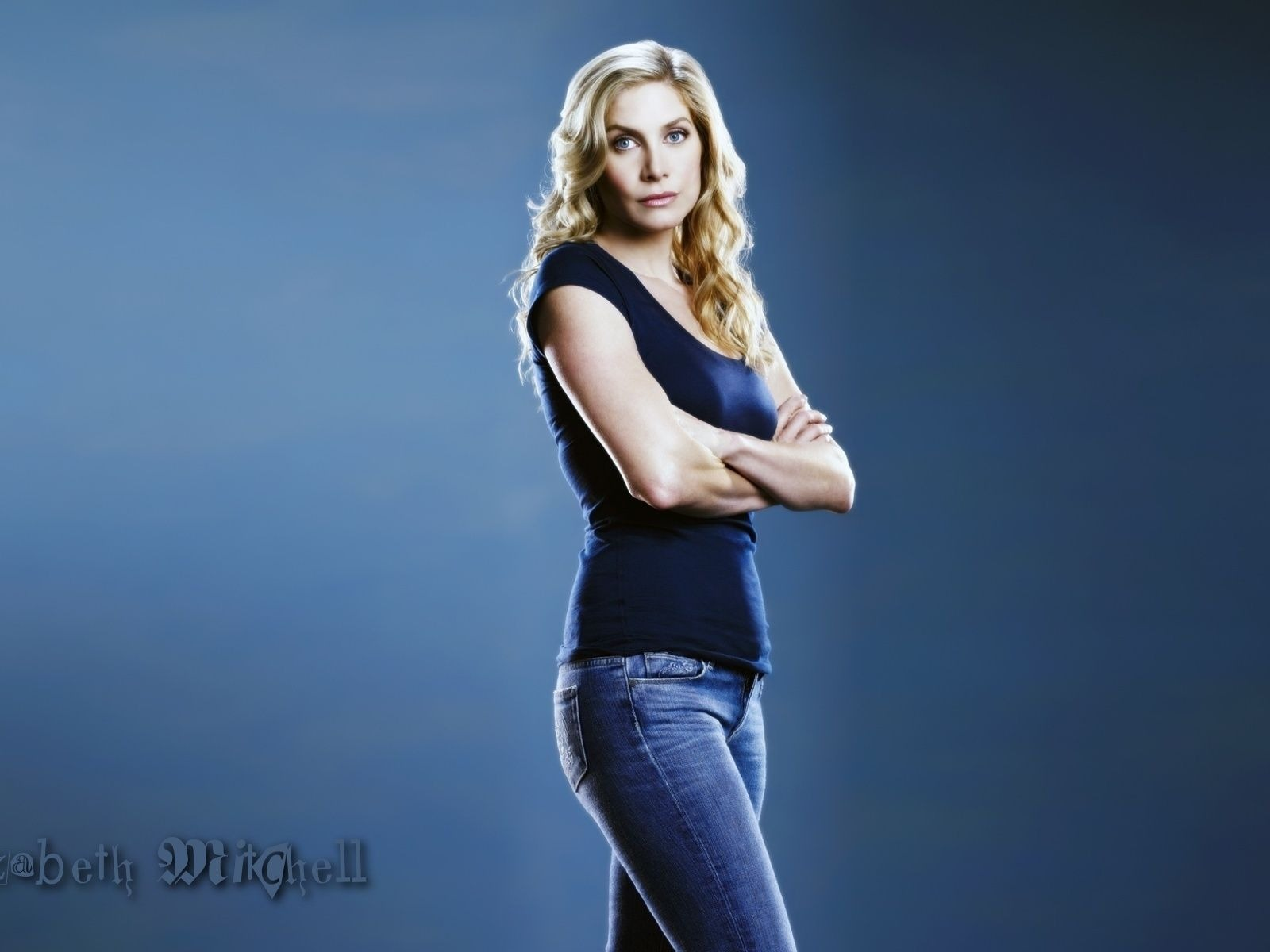 Elizabeth Mitchell #010 - 1600x1200 Wallpapers Pictures Photos Images