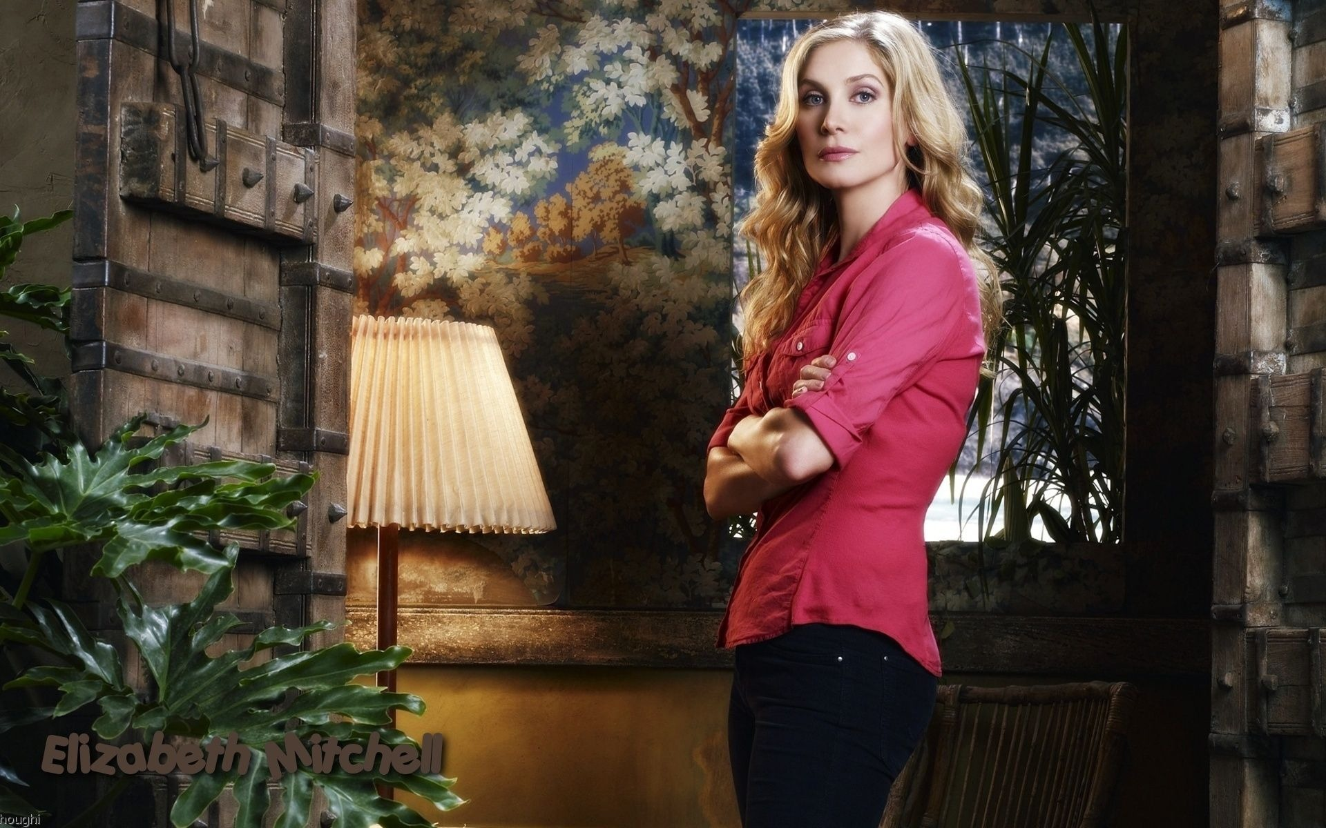 Elizabeth Mitchell #009 - 1920x1200 Wallpapers Pictures Photos Images