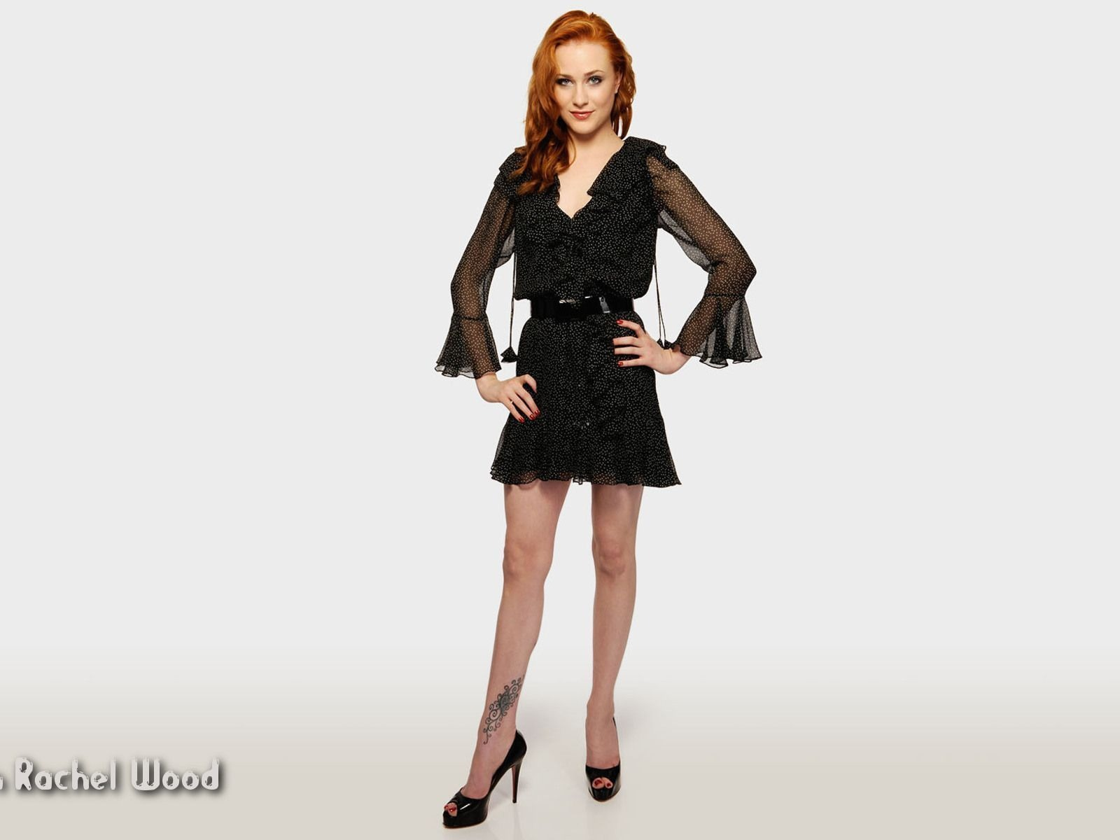 Evan Rachel Wood #010 - 1600x1200 Wallpapers Pictures Photos Images
