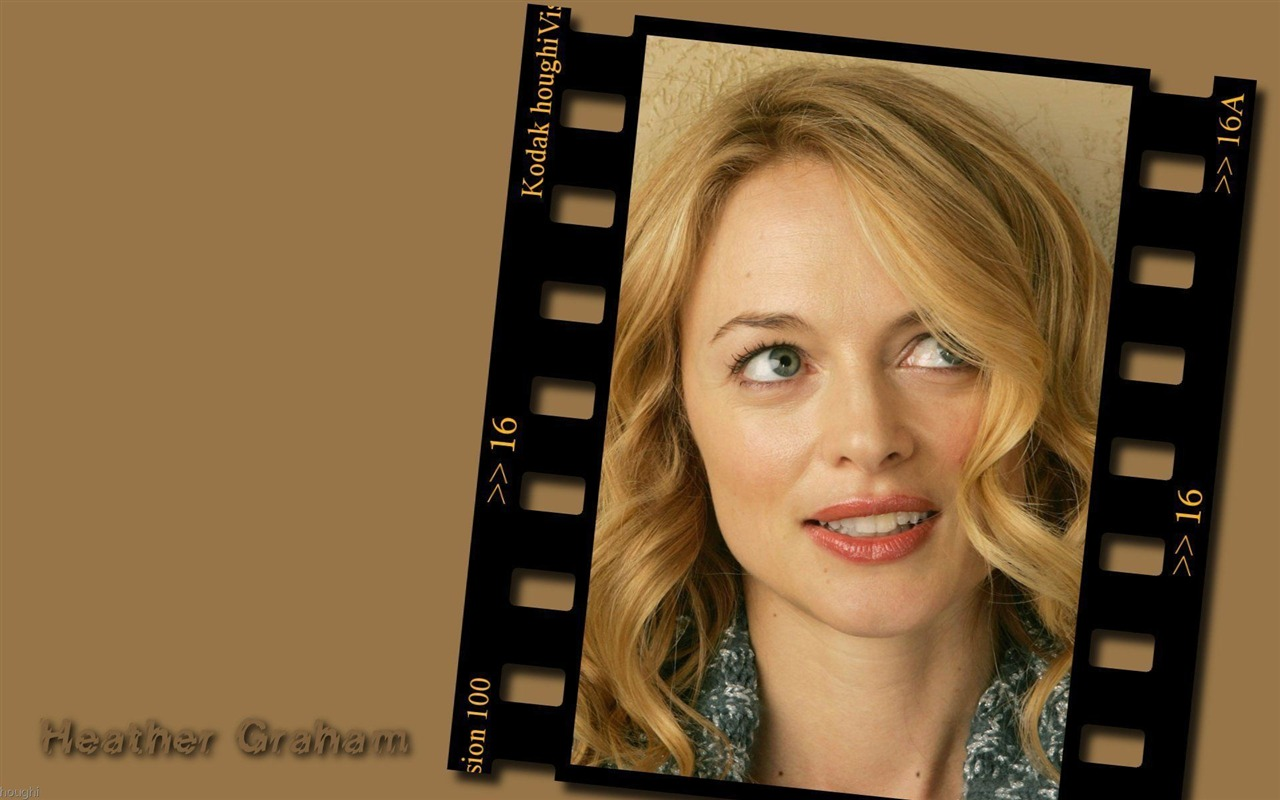 Heather Graham #005 - 1280x800 Wallpapers Pictures Photos Images