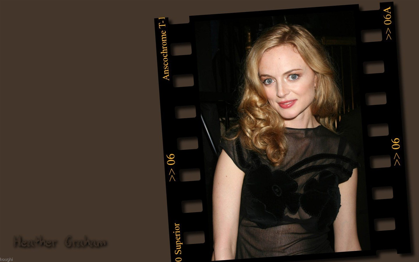 Heather Graham #006 - 1440x900 Wallpapers Pictures Photos Images