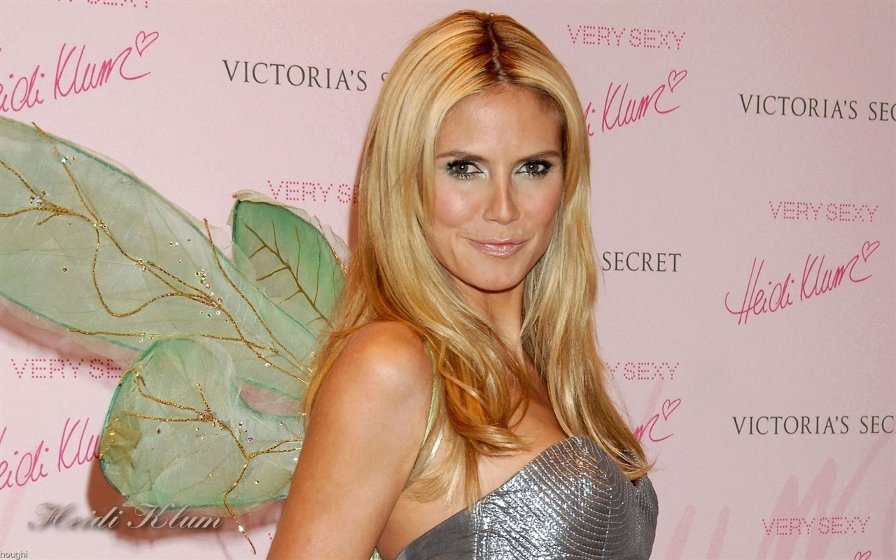 Heidi Klum #047 - 1280x800 Wallpapers Pictures Photos Images