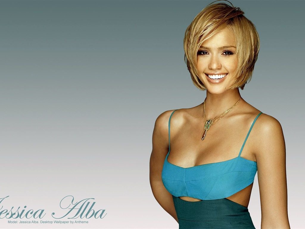 Jessica Alba #023 - 1024x768 Wallpapers Pictures Photos Images