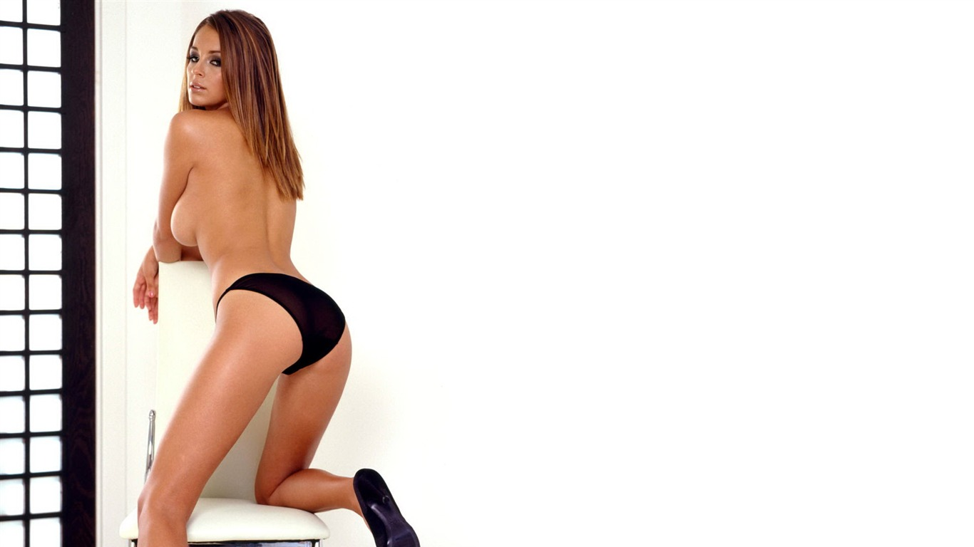 Keeley Hazell #026 - 1366x768 Wallpapers Pictures Photos Images
