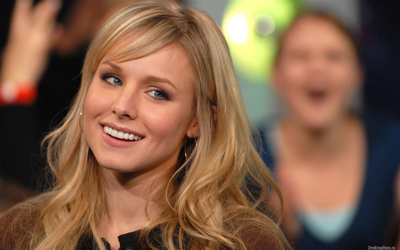 Kristen Bell #028 - 1280x800 Wallpapers Pictures Photos Images