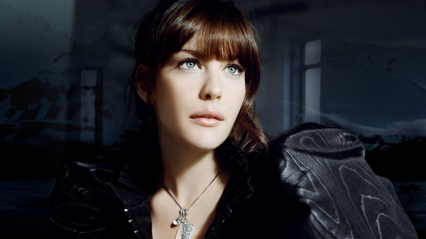 Liv Tyler #036 - 1366x768 Wallpapers Pictures Photos Images.